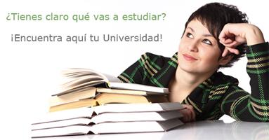 ¿Tienes claro qué vas a estudiar? Encuentra aquí tu Universidad