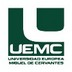 Logo de la Universidad Europea Miguel De Cervantes