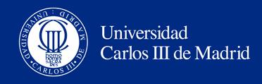 Logo de la Universidad Carlos III De Madrid
