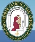 Logo de la Universidad Católica San Antonio