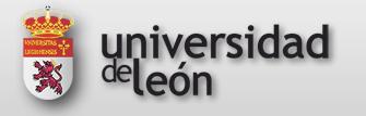 Logo de la Universidad De León