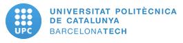 Logo de la Universidad Politécnica De Catalunya